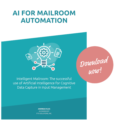 WhitepaperAI for Mailroom Automation