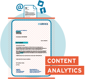Content Analytics: Classify and route to expert