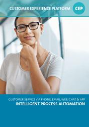 Brochure Customer Experience Platform
