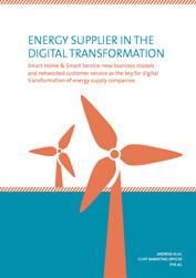 Whitepapier Energy Supplier in Digital Transformation