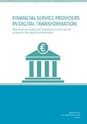 Whitepaper Financial Service Providers in Digital Transformation