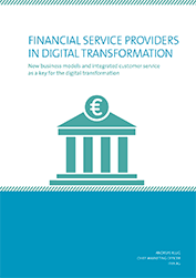 Whitepaper Financial Service Providers in Digital Transformation