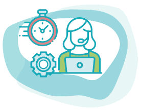Fully automate customer service