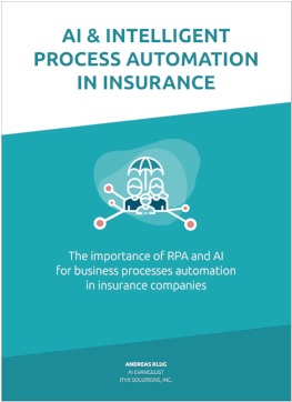 Whitepaper  AI & Intelligent Process Automation in Insurance