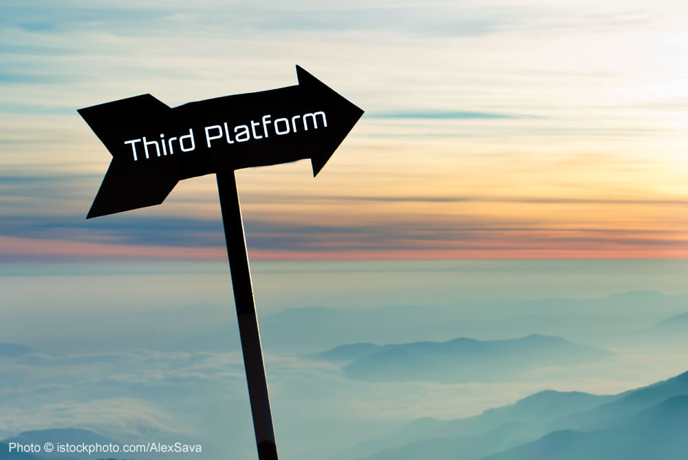 The Third Platform Is Coming — at Full Tilt