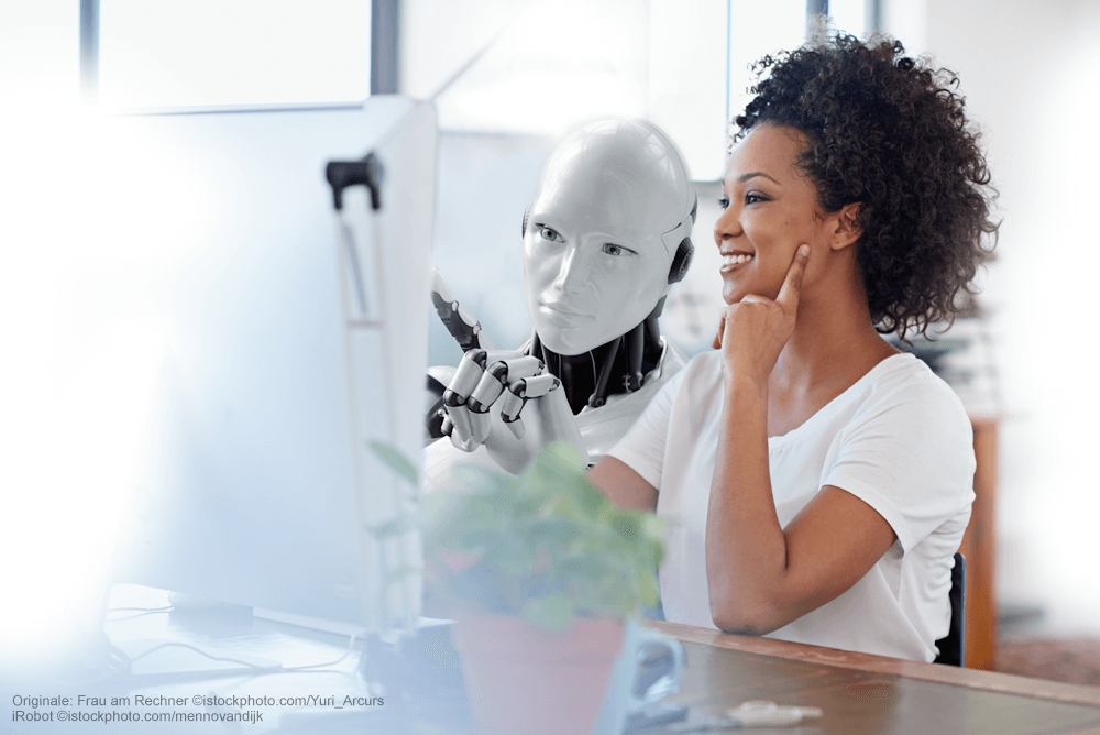 Prepare for a cognitive company with AI software!